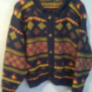 Patagonia button up cardigan size small